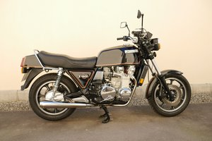 1982 Kawasaki Z1300 06/05/20 SOLD by Auction