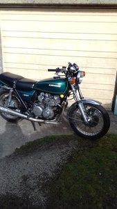 Z 650 B1 Kawasaki Classic