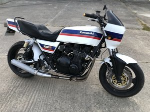 Kawasaki Z1000R2  Eddie Lawson SuperBike Replica 1983  For Sale
