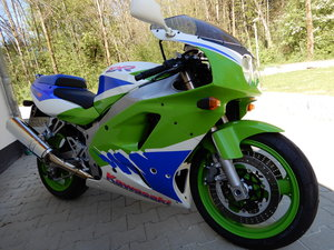 Kawasaki ZXR750 L just 15.686 miles original topstate