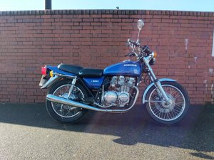 1977 Kawasaki Z650 For Sale by Auction