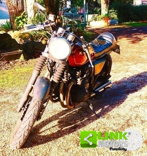 1983 KAWASAKY KZ 750 ALLESTIMENTO H1 For Sale (picture 2 of 6)