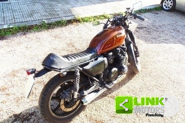 1983 KAWASAKY KZ 750 ALLESTIMENTO H1 For Sale (picture 4 of 6)