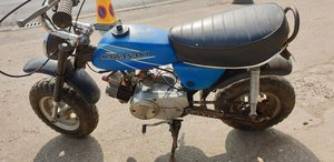 0000 Kawasaki KV75 For Sale by Auction