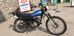 1980 Kawasaki KE125 For Sale by Auction