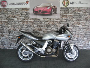 2006 06-reg Kawasaki ZR750S K6F Finished in silver