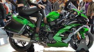 New 2019 Kawasaki Ninja H2 SX SE Perf Tourer**£1,600 PAID*