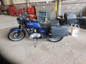 Z550-G4 Motorbike