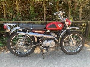 1967 Kawasaki C2TR 120 Roadrunner
