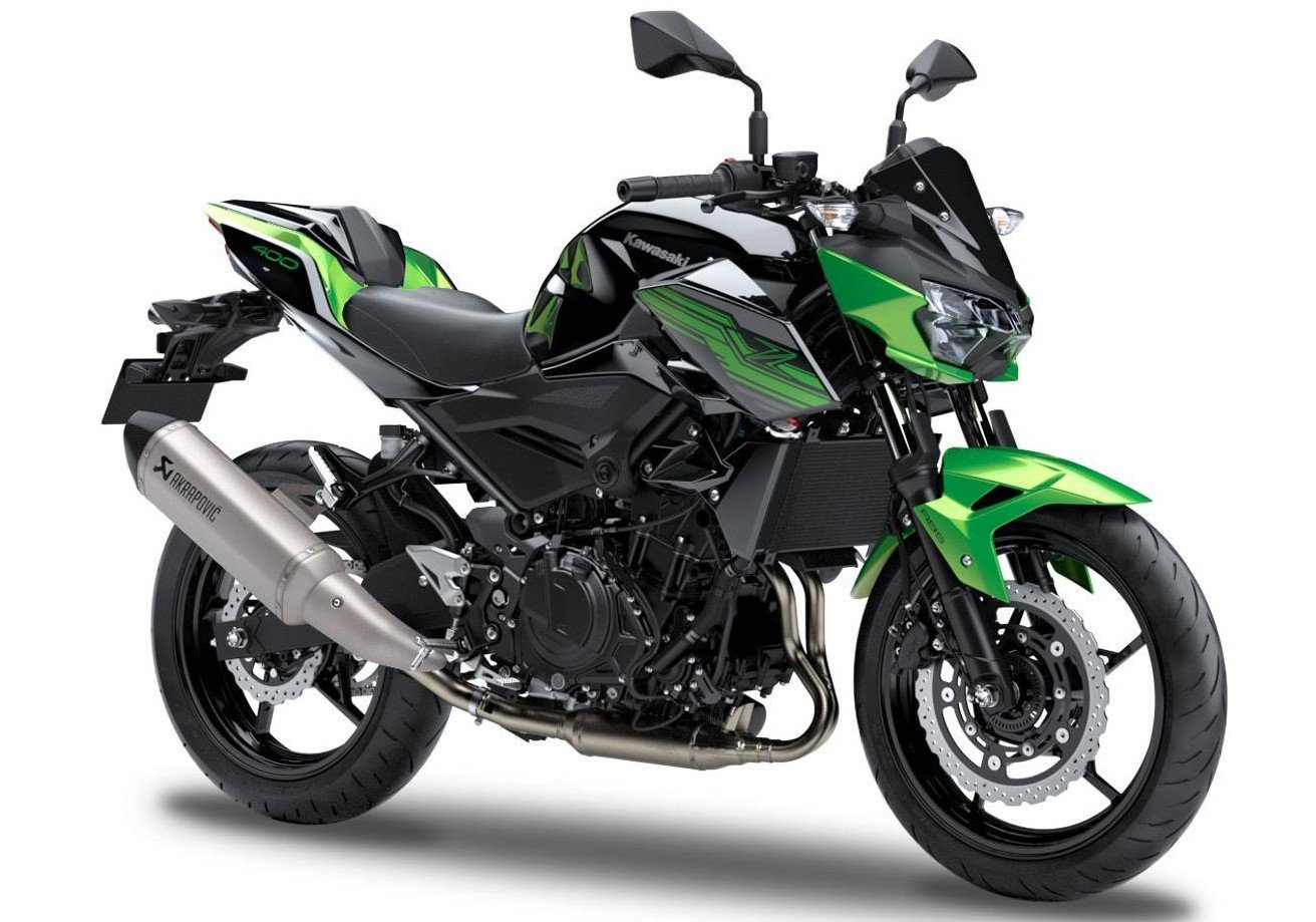 2020 Kawasaki Z400 ABS Guide • Total Motorcycle