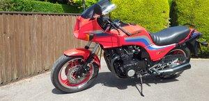 Kawasaki GPZ 1100 Unitrack and project.