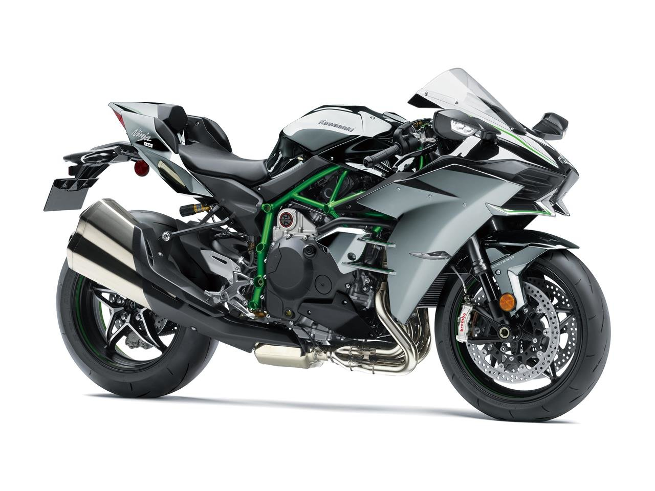 New 2020 Kawasaki Ninja H2*£2,000 DEPOSIT PAID** For Sale (picture 1 of 6)