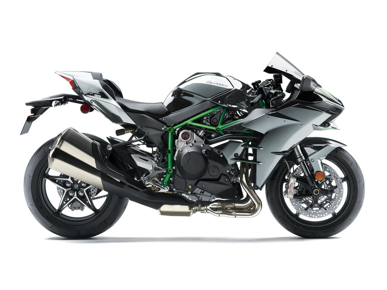 New 2020 Kawasaki Ninja H2*£2,000 DEPOSIT PAID** For Sale (picture 2 of 6)