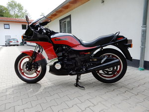 1985 Kawasaki Z750 Turbo GPZ750 10.380 miles 1 Owner since new For Sale