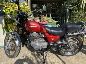 Picture of 1980 Kawasaki KZ250 LTD