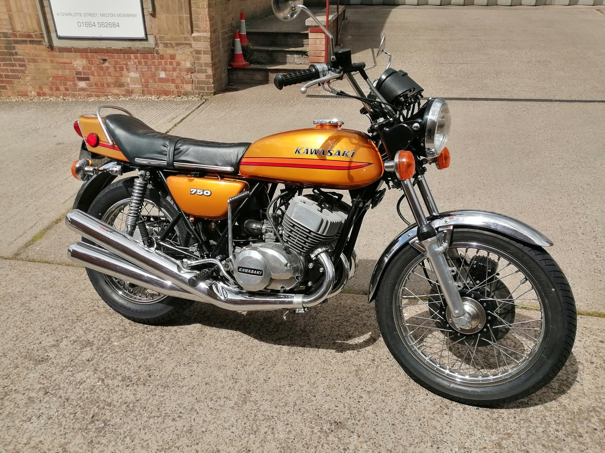 1972 KAWASAKI H2A For Sale (picture 1 of 6)