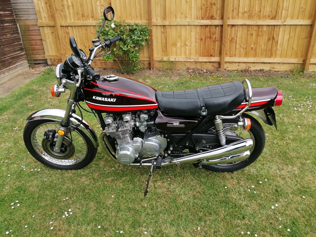 1974 KAWASAKI Z1A 900 For Sale (picture 1 of 5)