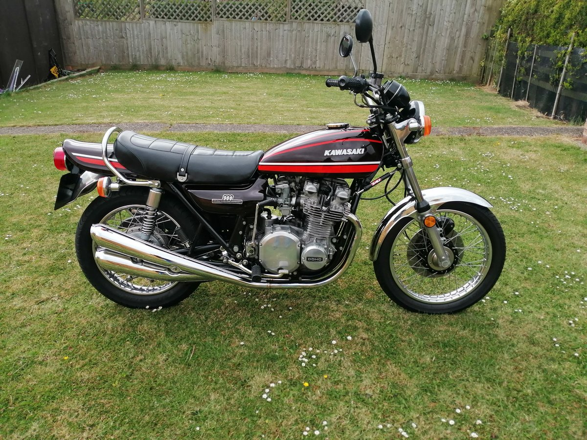 1974 KAWASAKI Z1A 900 For Sale (picture 2 of 5)