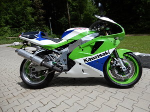 1991 Kawasaki ZXR750R K Genuine K - Bargain Projectbike SOLD