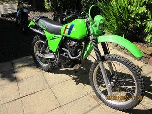 kawasaki klx enduro 4 stroke 250cc