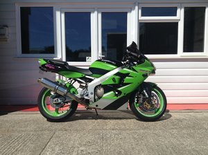 2000 ZX-6R Ninja Clean Example with Great Example