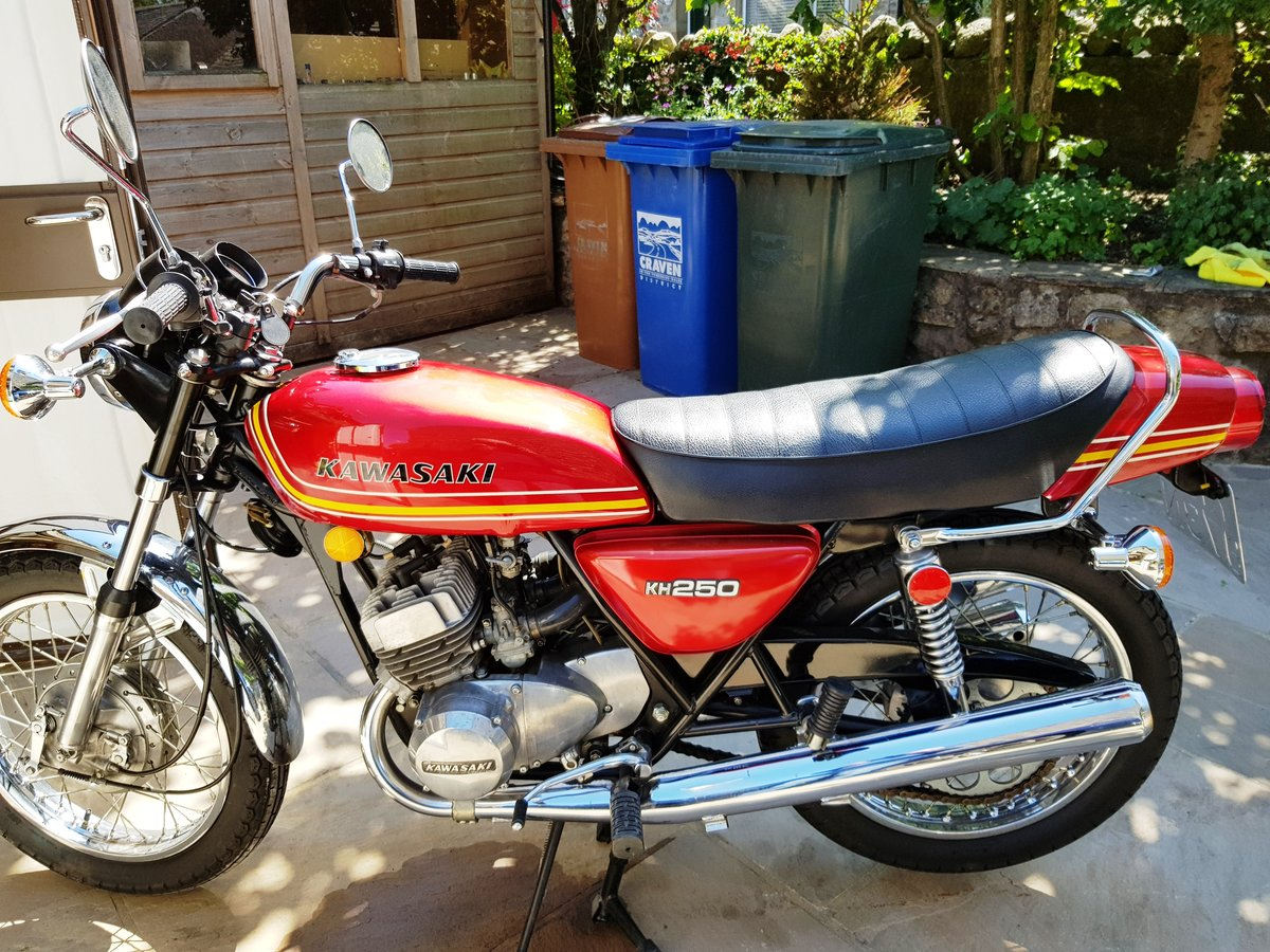 1975 Origional KH250 A5 For Sale (picture 3 of 6)