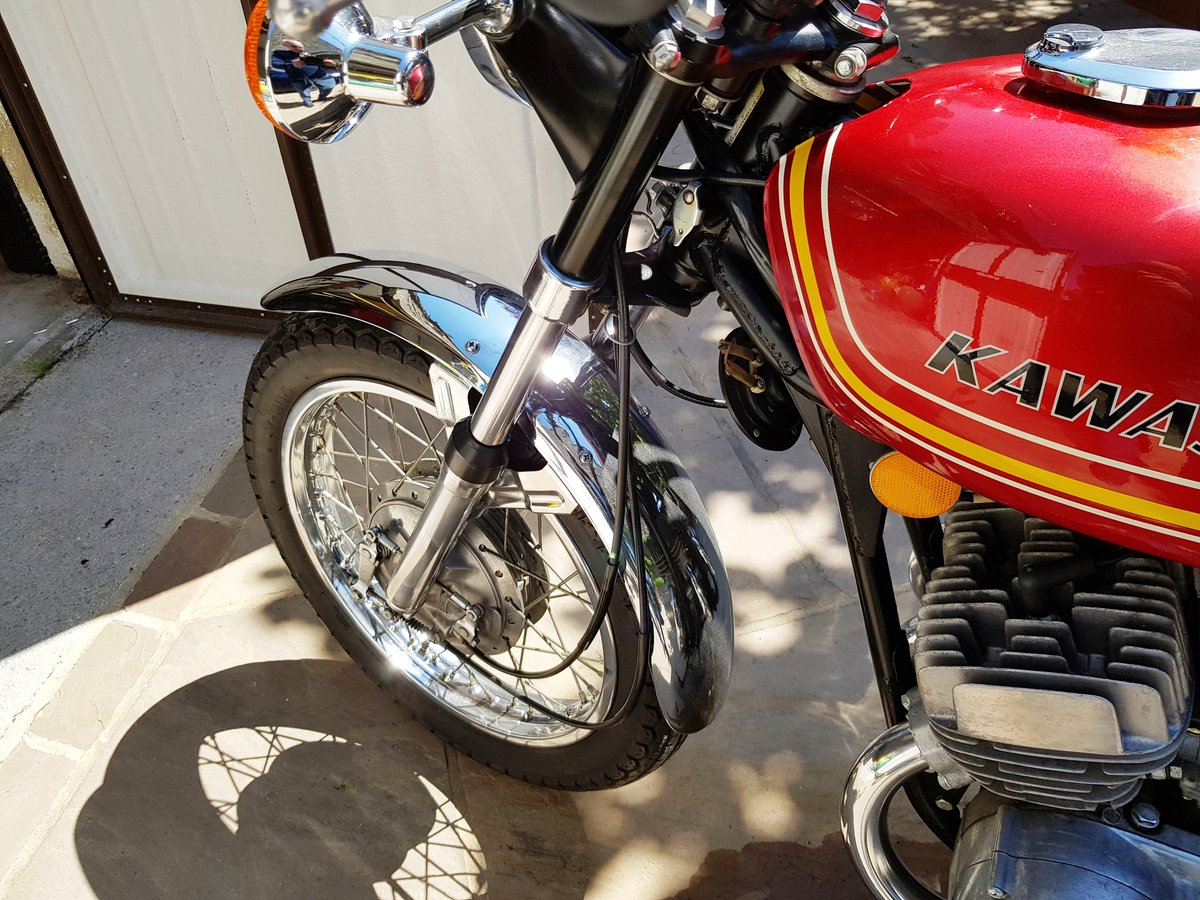 1975 Origional KH250 A5 For Sale (picture 4 of 6)
