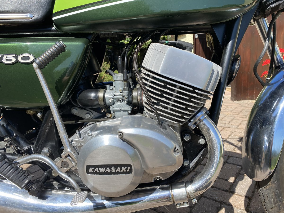 1974 Kawasaki H2b For Sale (picture 3 of 5)