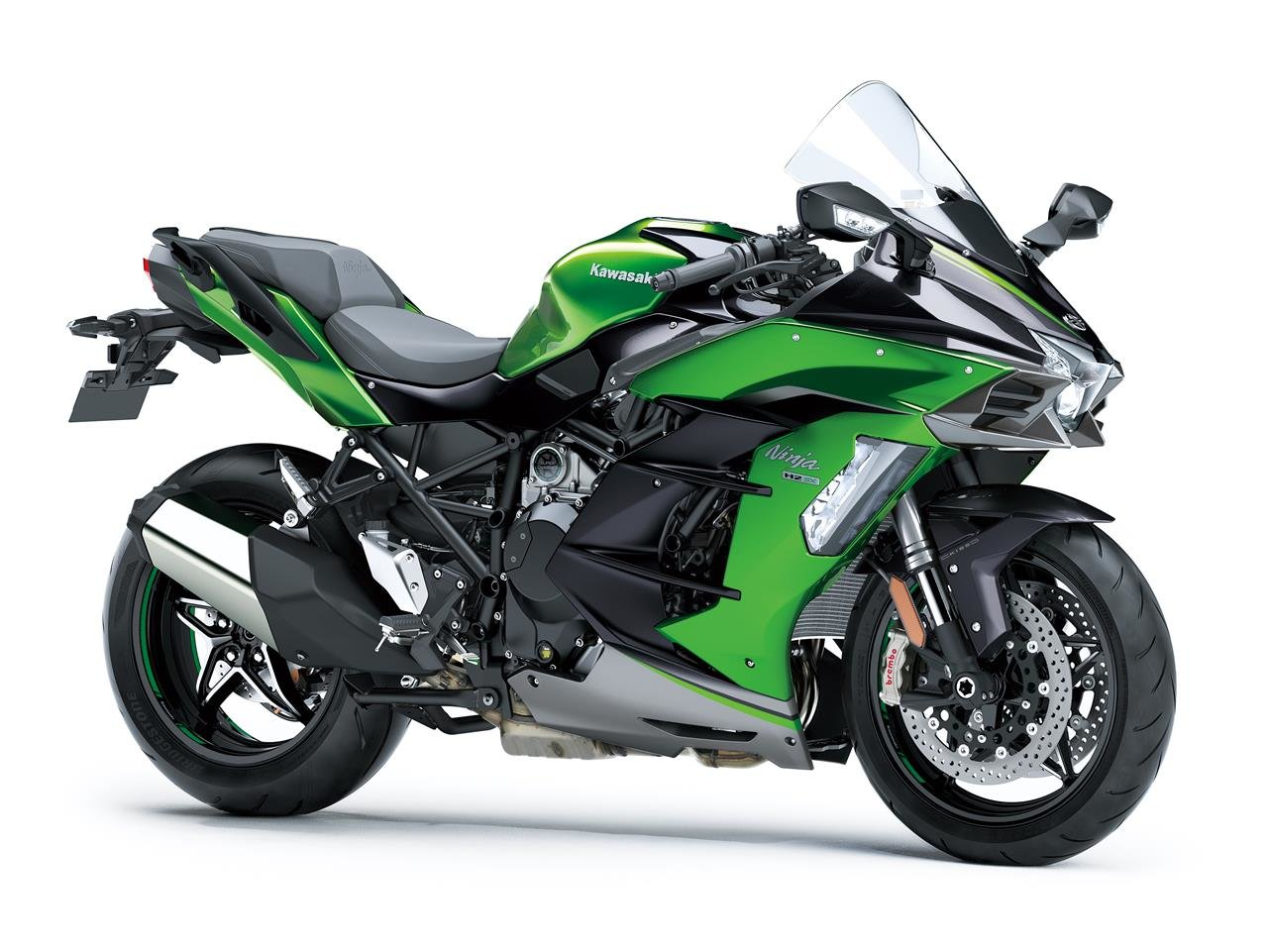 New 2020 Kawasaki Ninja H2 SX SE +*£1,000 PAID, FREE Deliver For Sale (picture 1 of 6)