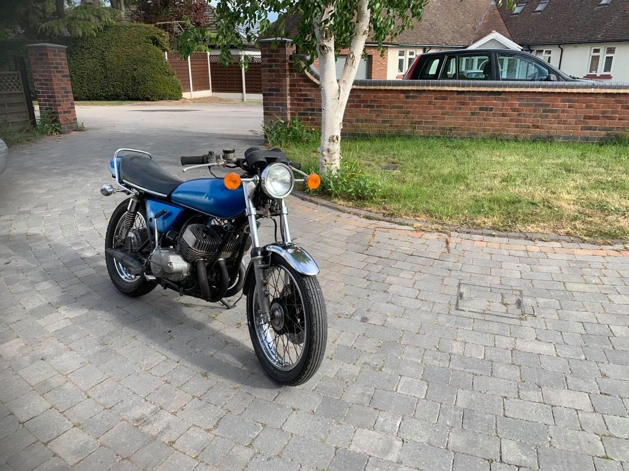 1975 Kawasaki 500 H1 F model For Sale (picture 2 of 6)