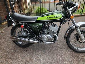 1976 Kawasaki H1