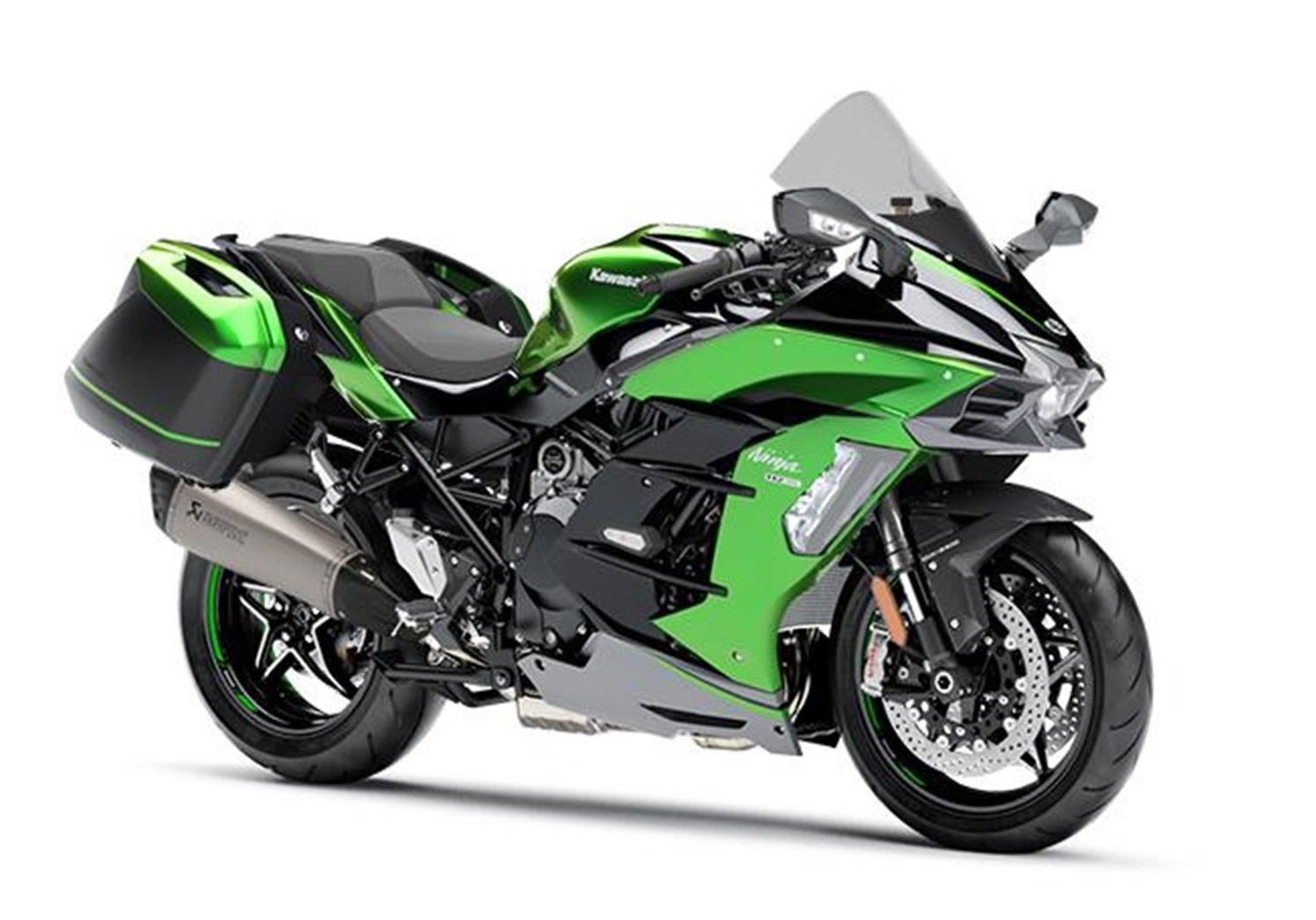 New 2020 Kawasaki Ninja H2 SX SE + Perf Tourer**£1,500 PAID* For Sale (picture 1 of 6)