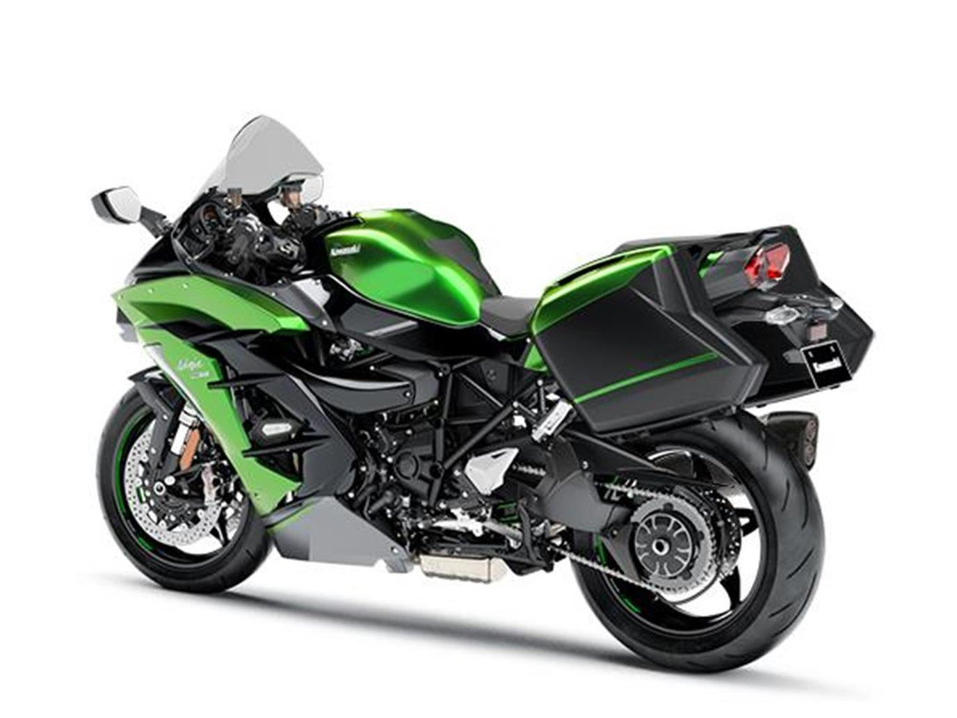 New 2020 Kawasaki Ninja H2 SX SE + Perf Tourer**£1,500 PAID* For Sale (picture 2 of 6)
