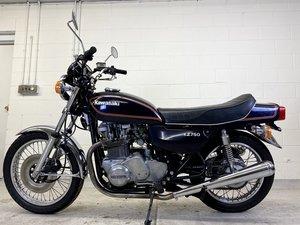1979 Kawasaki KZ750 For Sale