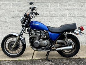 1981 Kawasaki Z650 For Sale