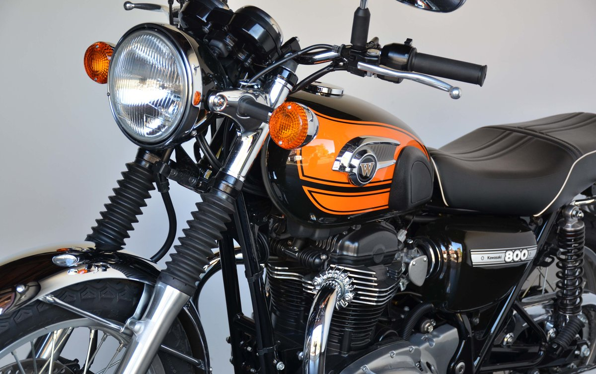 2017 Kawasaki W 800 Final Edition For Sale (picture 7 of 10)