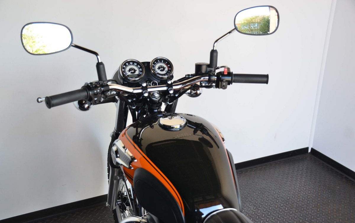 2017 Kawasaki W 800 Final Edition For Sale (picture 10 of 10)
