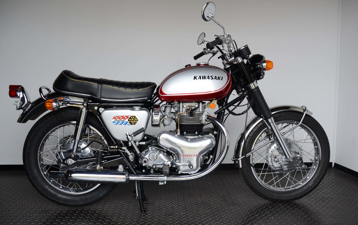 1968 Kawasaki W2 SS For Sale (picture 1 of 10)