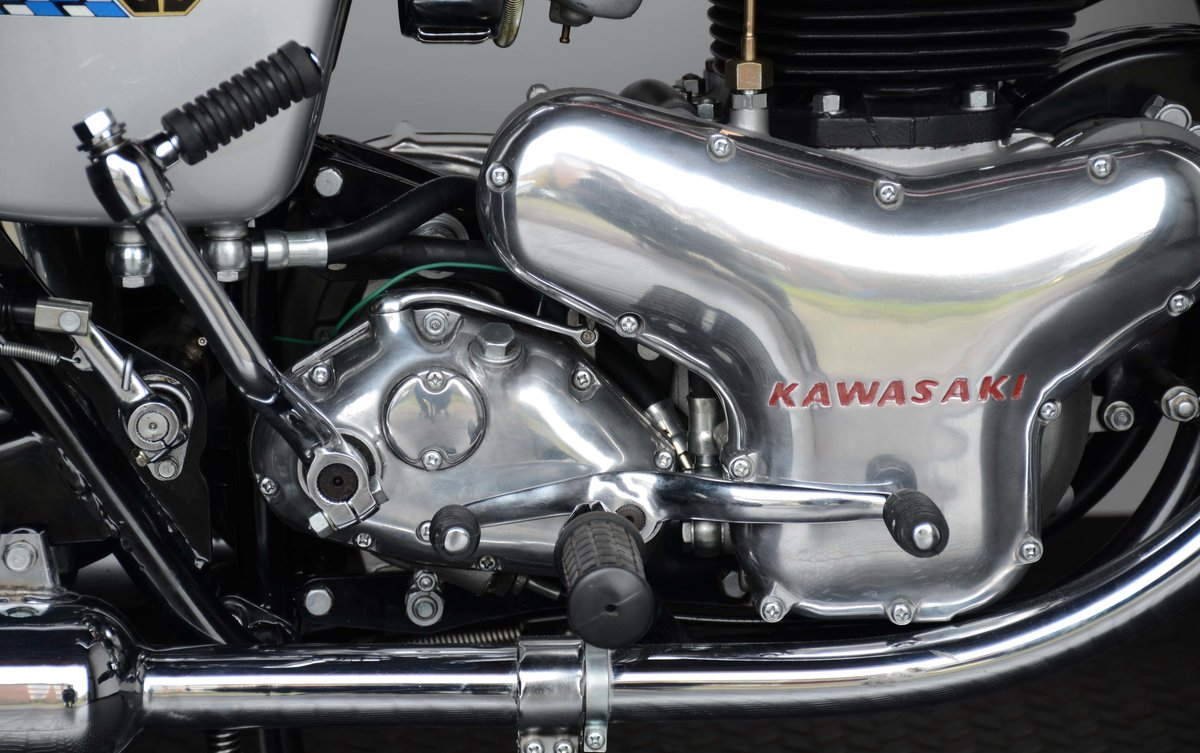 1968 Kawasaki W2 SS For Sale (picture 4 of 10)