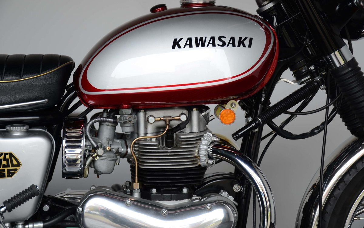 1968 Kawasaki W2 SS For Sale (picture 5 of 10)