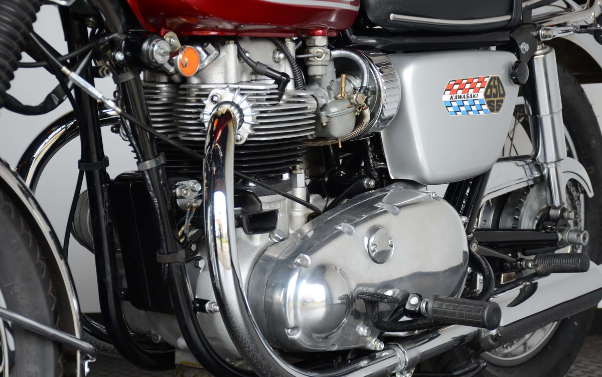 1968 Kawasaki W2 SS For Sale (picture 6 of 10)