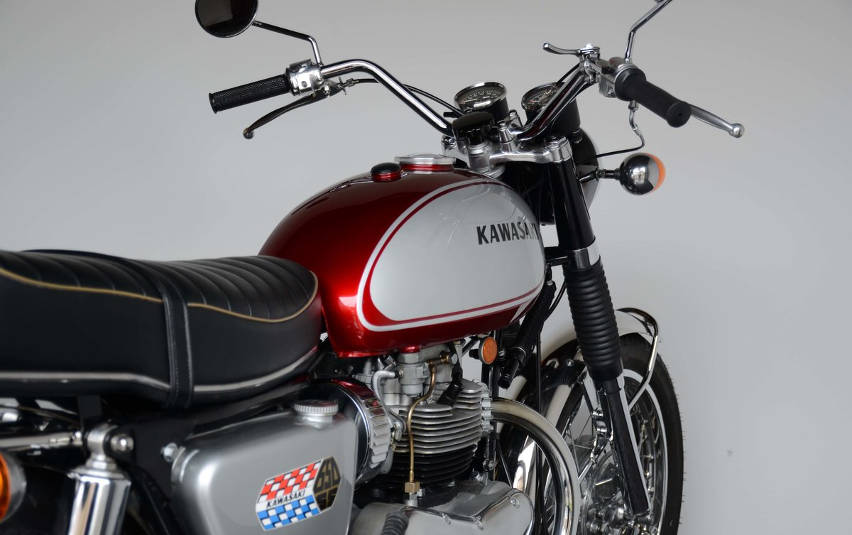 1968 Kawasaki W2 SS For Sale (picture 8 of 10)