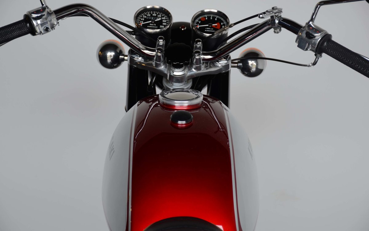 1968 Kawasaki W2 SS For Sale (picture 10 of 10)