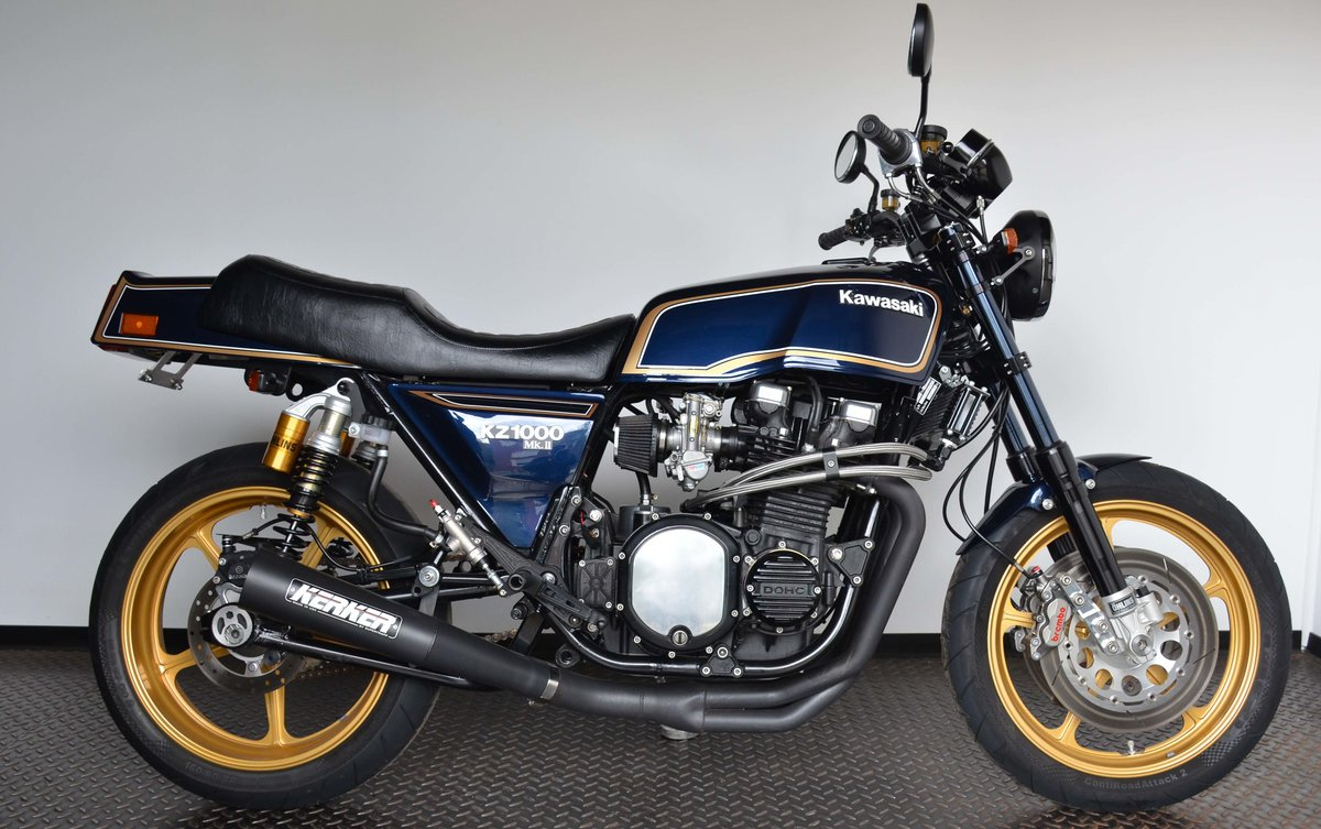1980 Z 1000 MK II special edition For Sale (picture 1 of 10)