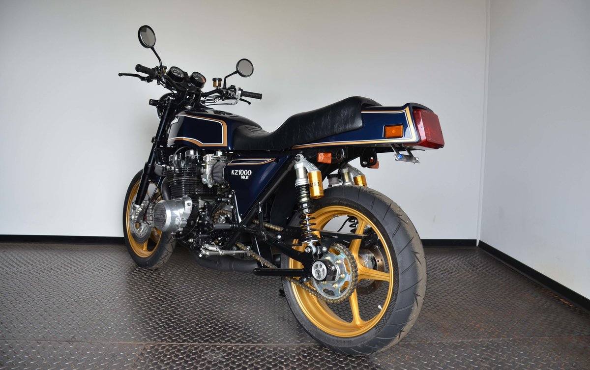 1980 Z 1000 MK II special edition For Sale (picture 2 of 10)
