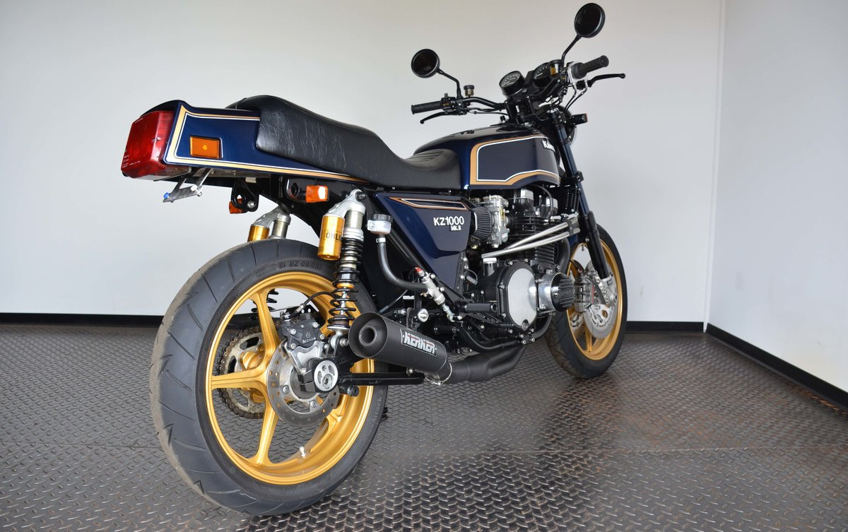 1980 Z 1000 MK II special edition For Sale (picture 6 of 10)