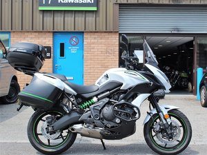 2017 67 Kawasaki Versys 650 ABS Grand Tourer Adventure
