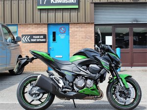 2015 15 Kawasaki Z800 ABS Naked Roadster