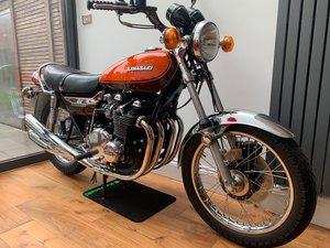1972 Kawasaki Z1 NOW SOLD DEPOSIT TAKEN