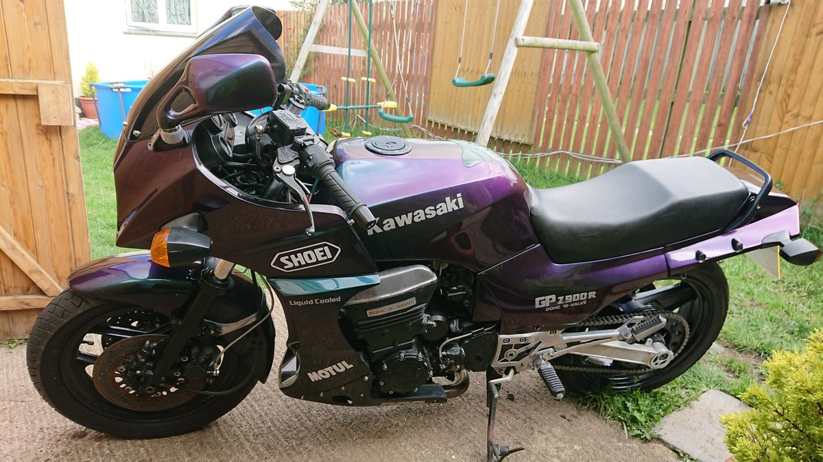1987 Kawasaki GPZ900R  ZX900 A4 For Sale (picture 3 of 5)